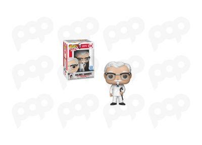 KFC - Colonel Sanders 2