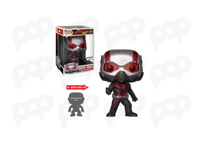 Ant-Man i Osa - Giant-Man