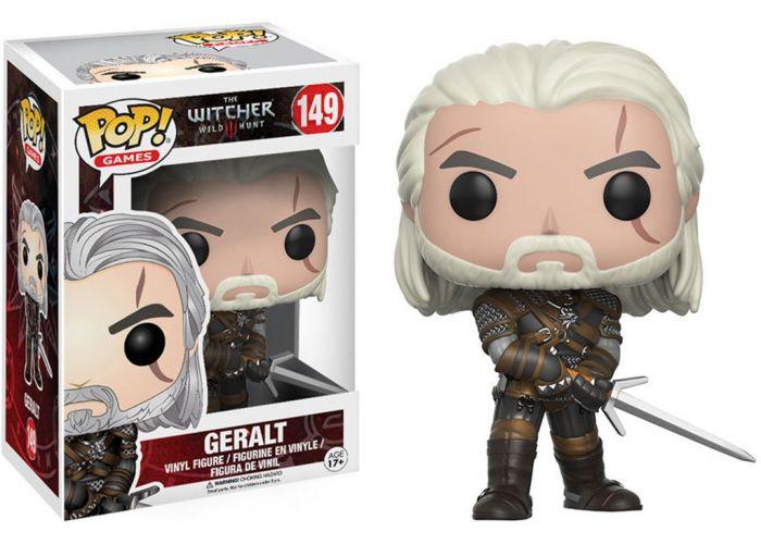 Wiedźmin 3: Dziki Gon - Geralt