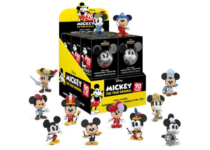90lecie Myszki Miki - Mystery Minis w ciemno