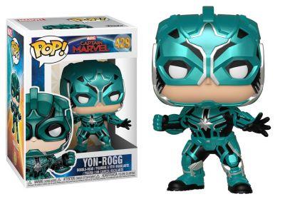 Kapitan Marvel - Yon-Rogg