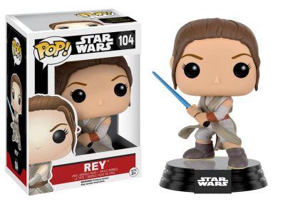 Gwiezdne Wojny - Rey 2