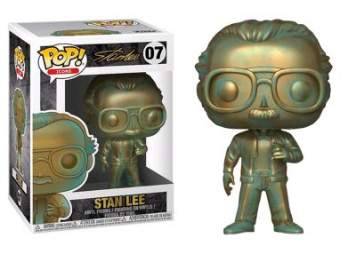 Ikony - Stan Lee