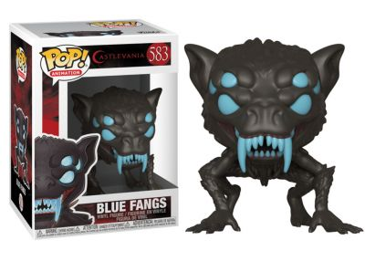 Castlevania - Blue Fangs
