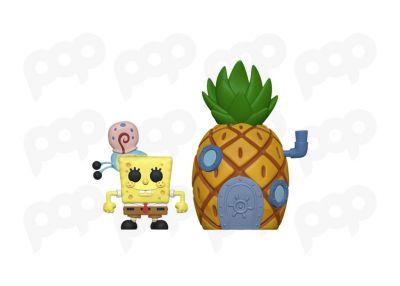 SpongeBob - SpongeBob & domek