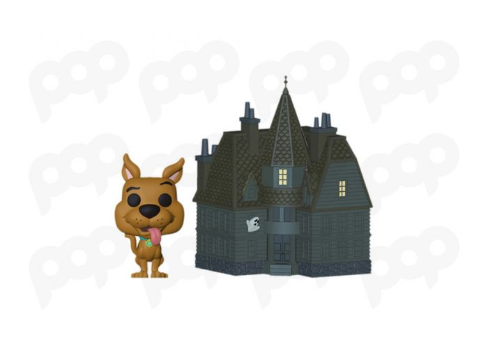 Scooby Doo - Scooby Doo & Haunted Mansion