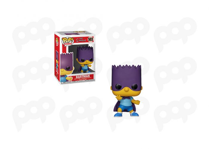 Simpsons - Bartman