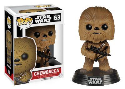 Gwiezdne Wojny - Chewbacca