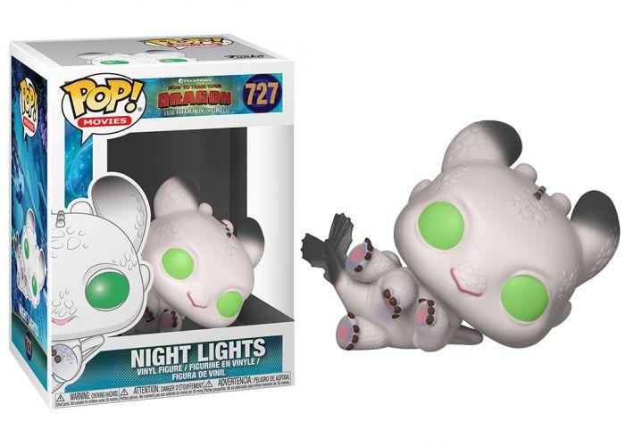 Jak wytresować smoka 3 - Night Lights 2