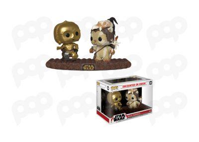 Gwiezdne Wojny: Powrót Jedi - C-3PO & Ewok