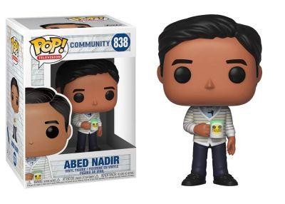 Community - Abed Nadir