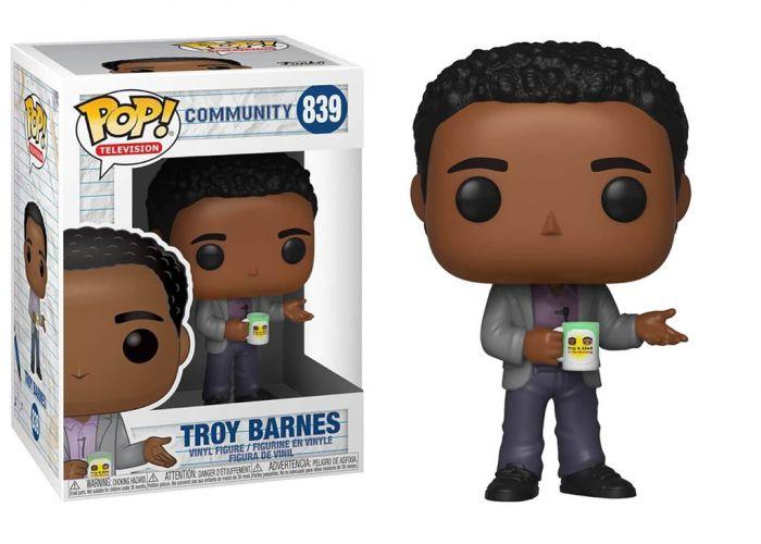 Community - Troy Barnes