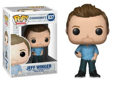 Community - Jeff Winger
