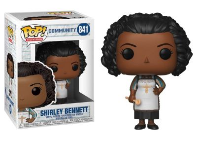 Community - Shirley Bennett