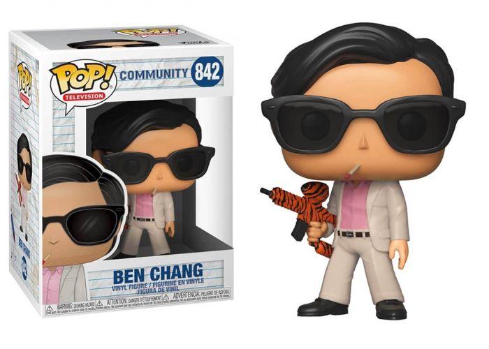Community - Ben Chang