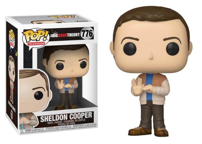 Teoria wielkiego podrywu - Sheldon