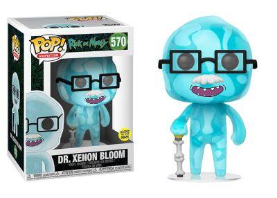 Rick and Morty - Xenon Bloom