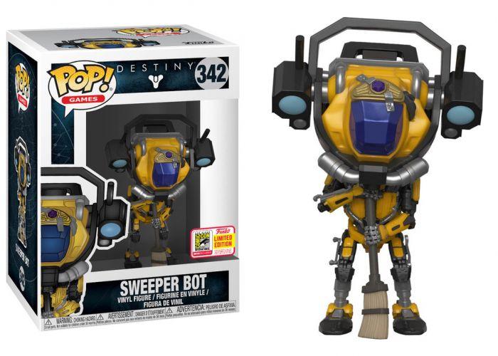 Destiny - Sweeper Bot