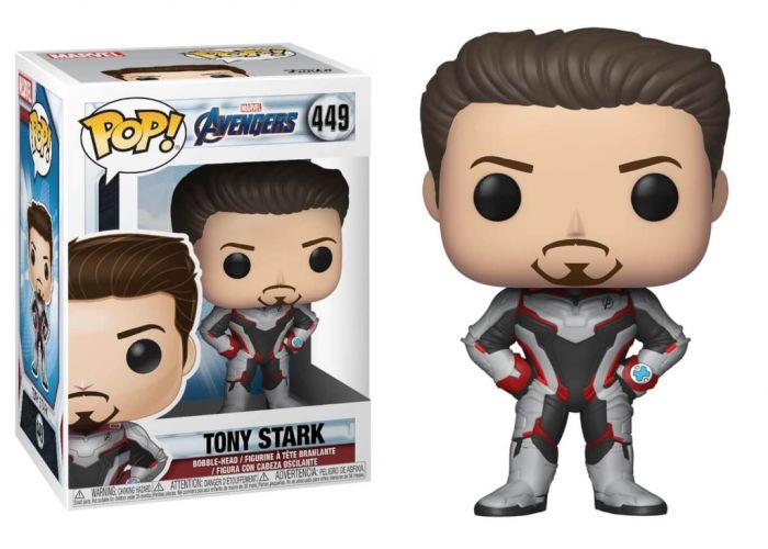 Avengers: Koniec gry - Tony Stark