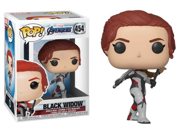 Avengers: Koniec gry - Czarna Wdowa