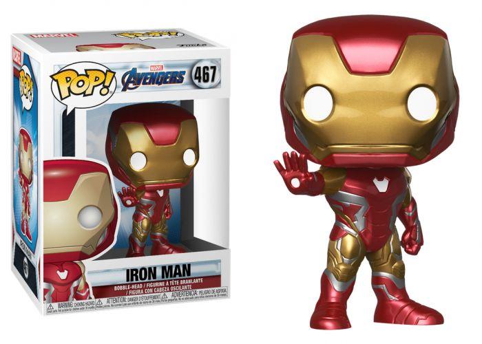 Avengers: Koniec gry - Iron Man 2