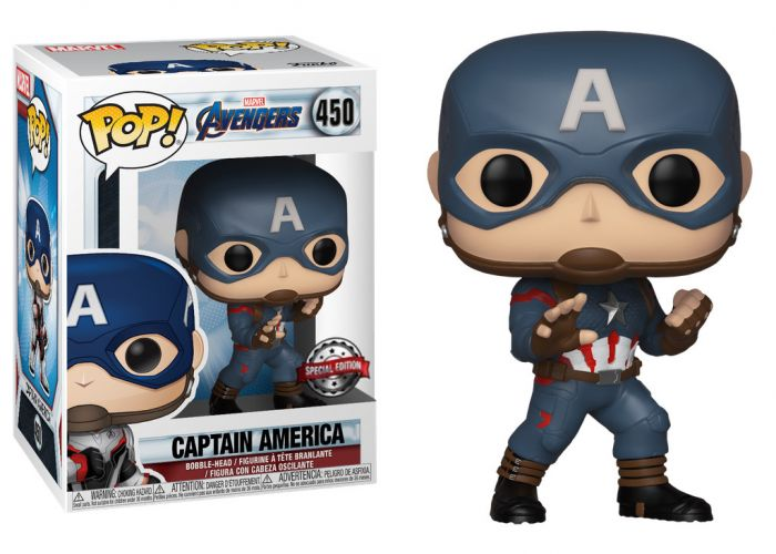 Avengers: Koniec gry - Kapitan Ameryka 2