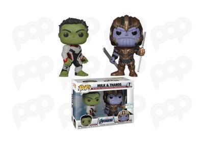 Avengers: Koniec gry - Hulk & Thanos