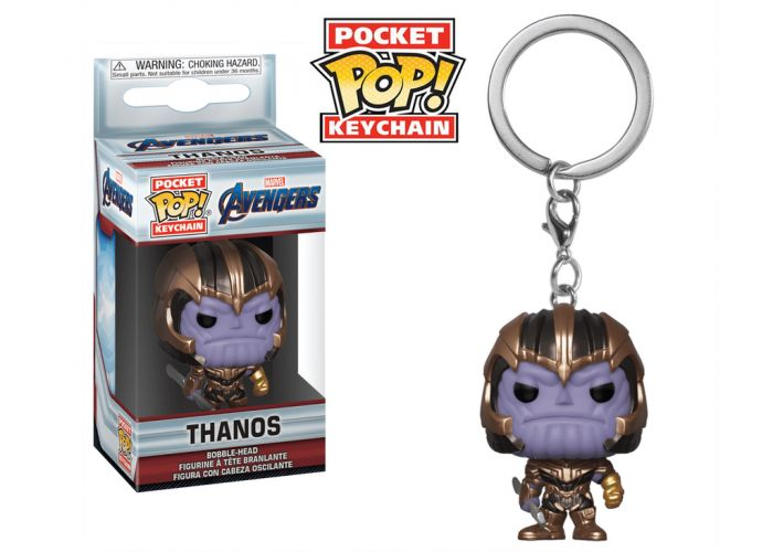 Avengers: Koniec gry - Thanos