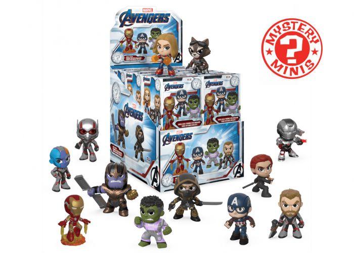 Avengers: Koniec gry - Mystery Minis w ciemno