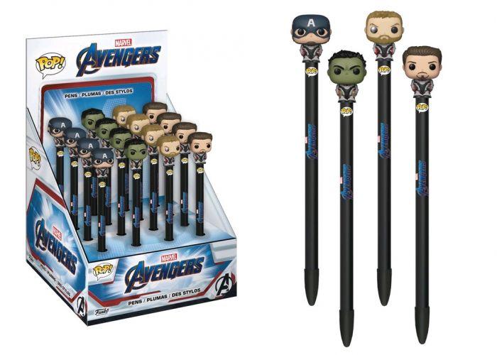 Avengers: Koniec gry - Długopisy w ciemno