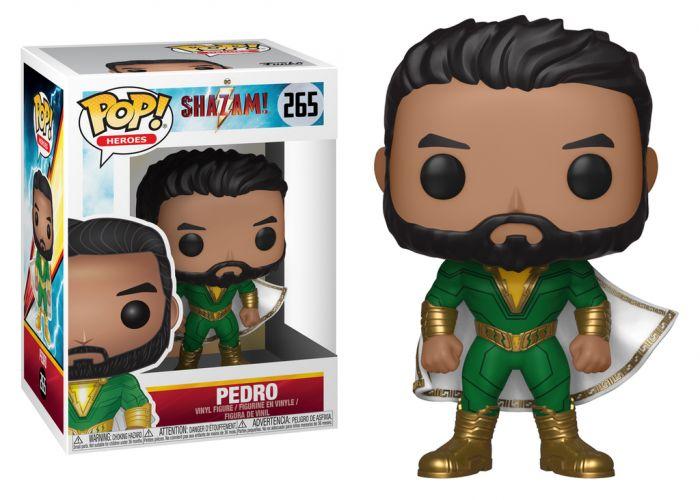Shazam - Pedro