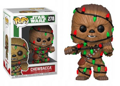 Gwiezdne Wojny - Chewbacca (świąteczny)