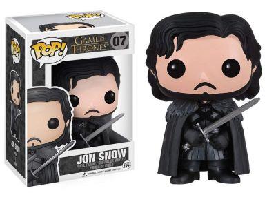 Gra o Tron - Jon Snow 5