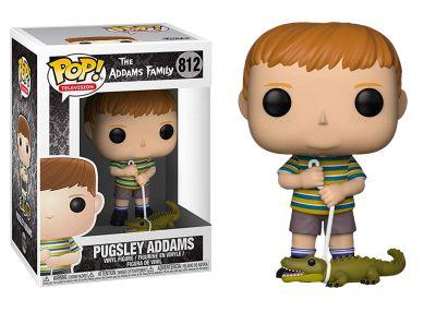 Rodzina Addamsów - Pugsley Addams