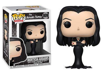 Rodzina Addamsów - Morticia Addams