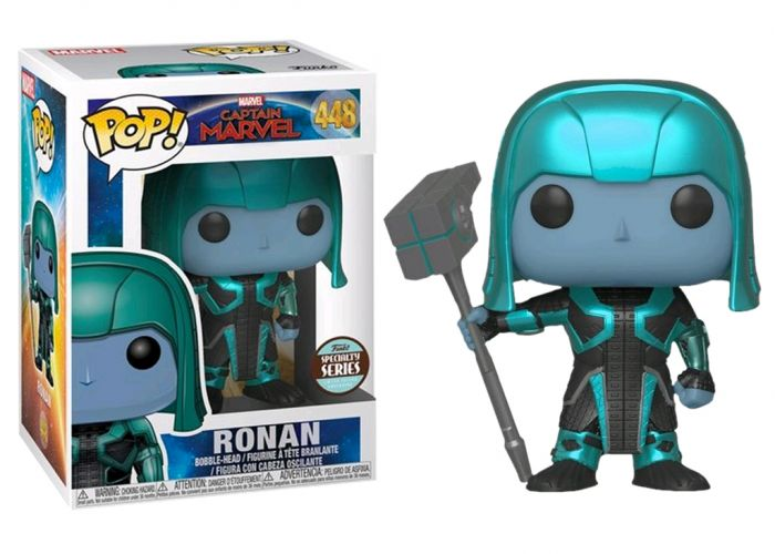 Kapitan Marvel - Ronan