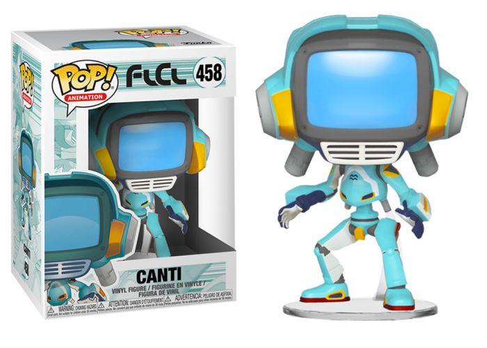 FLCL - Canti
