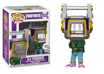Fortnite - DJ Yonder