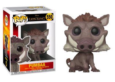 Król Lew (2019) - Pumbaa