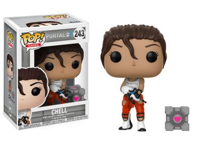 Portal 2 - Chell