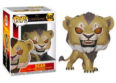 Król Lew (2019) - Scar