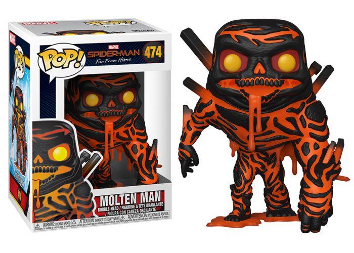Spider-Man: Daleko od domu - Molten Man