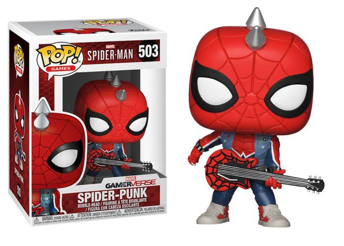 Marvel Spider-Man - Spider-Punk