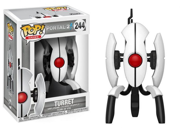 Portal 2 - Turret