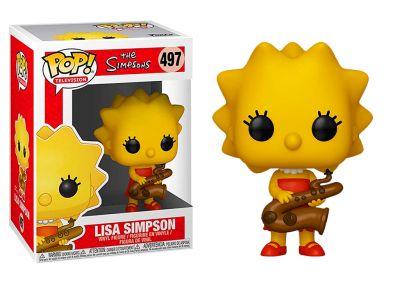 Simpsonowie - Lisa Simpson