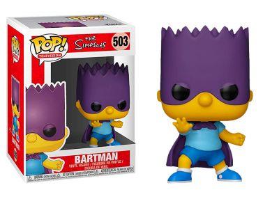 Simpsonowie - Bartman
