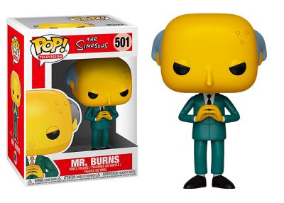 Simpsonowie - Mr. Burns