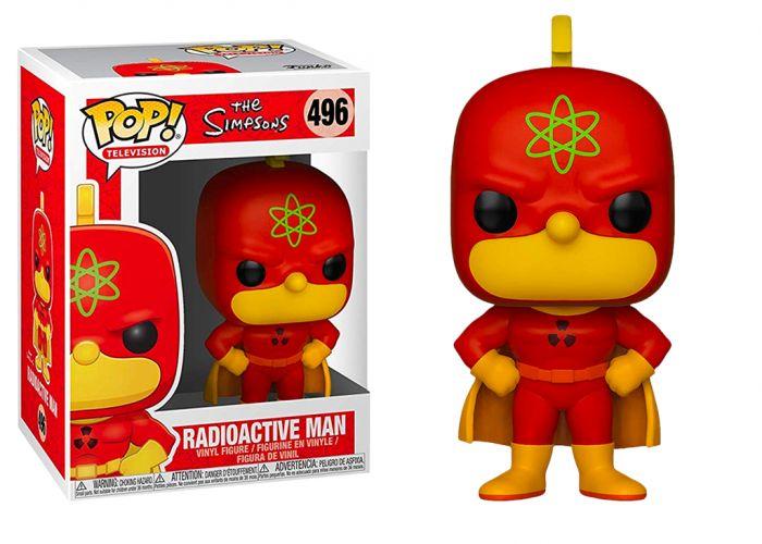 Simpsonowie - Radioactive Man