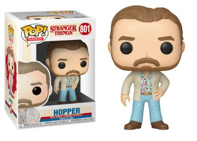 Stranger Things - Hopper 6