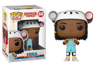 Stranger Things - Erica